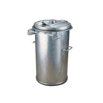 Оцинкованный бак для опасных отходов 90 литров