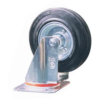 Колесо поворотное для контейнера 0,75 и 0,8 м3, d=160 мм УСИЛЕННОЕ