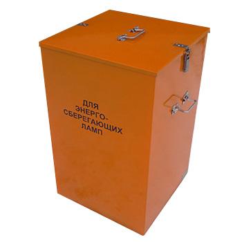 Контейнер для ртутьсодержащих люминесцентных ртутных ламп 1LLVt 500x500x800