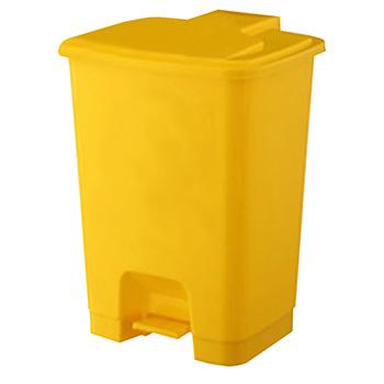 Педальный контейнер для сбора медицинских отходов 25л