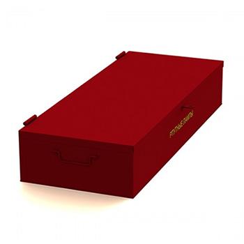 Контейнер для сбора-хранения отработанных ртутьсодержащих ламп КРЛ-40 250x1250x500