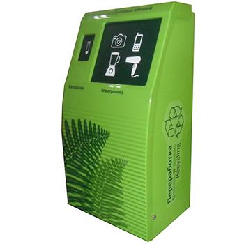 Контейнер для использованных отработанных батареек (Бел2)
