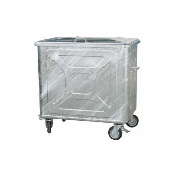 Евроконтейнер под мусорокамеры 0,7м3 MK 070