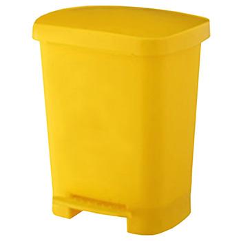 Педальный контейнер для сбора медицинских отходов 30л