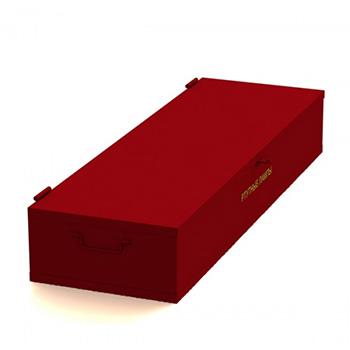 Контейнер для сбора-хранения отработанных ртутьсодержащих ламп КРЛ-80 250x1550x500