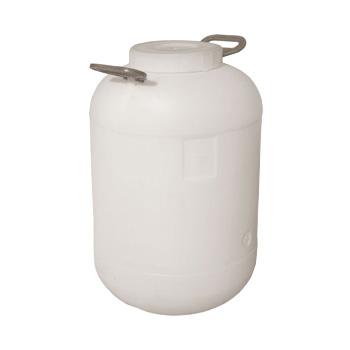 Пластиковый бидон с резьбовой крышкой 60л., ББП60