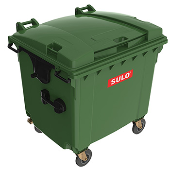 Мусорный контейнер MGBS-1100