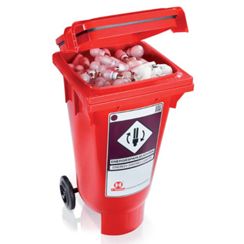 E-wasteBOXX - контейнер для электроотходов (Henkel) 120 л. 480x554x960