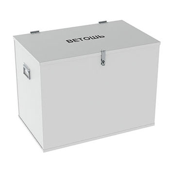 Контейнер для ветоши 600x800x500