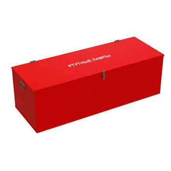 Контейнер для хранения ртутьсодержащих ламп КРЛ-100