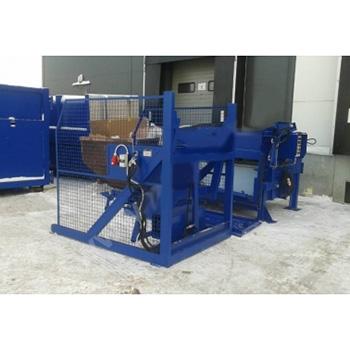 Опрокидыватель контейнеров 0,8м3 или 1100 литров