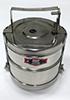Герметичный контейнер для термометров из нержавеющей стали, 0,85л x 2 / 555
