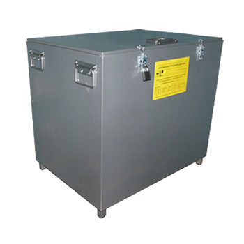 Контейнер для транспортировки и хранения боя энергосберегающих ламп ДРЛ, К-16 1600x510x610