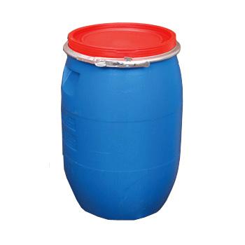 Пластиковый бидон с резьбовой крышкой 60л., БП60