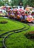 Электромеханические аттракционы - Детская железная дорога