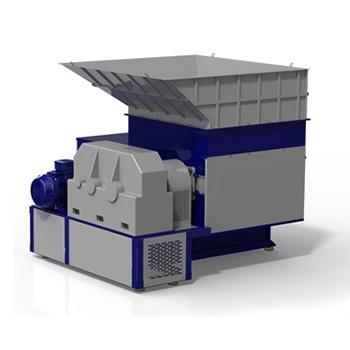 Шредеры промышленные для мусора и твердых крупногабаритных отходов (ТБО/RDF)