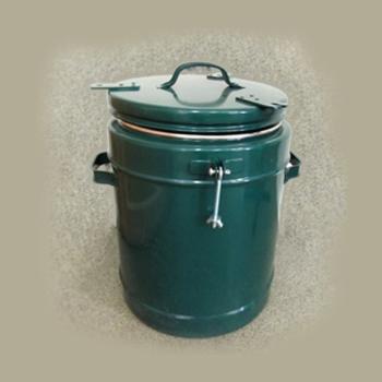 Герметичный контейнер для термометров из нержавеющей стали 24л