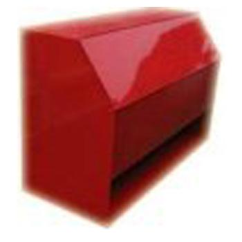 Ящик для песка металлический 0,5 м3 (с дозатором)