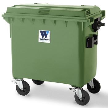 Мусорный контейнер MGBW-660