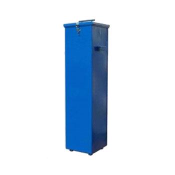 Контейнер для ртутных ламп ГСК-БРЛ, D 1000x300x300
