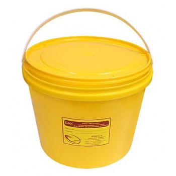Емкость для сбора органических отходов 10,0л