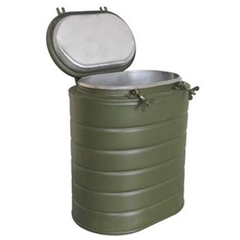 Герметичный контейнер для термометров из нержавеющей стали 12л / ТВН-12