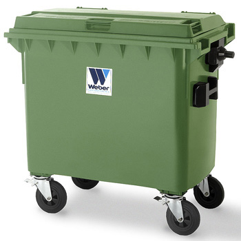 Мусорный контейнер MGBW-770