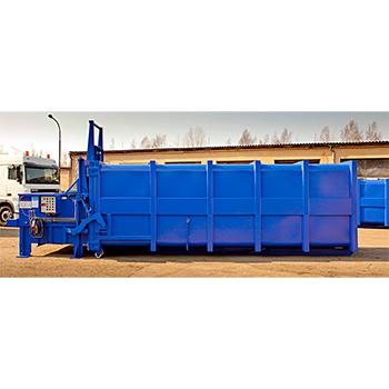 Пресс для мусора, отходов VSP 380
