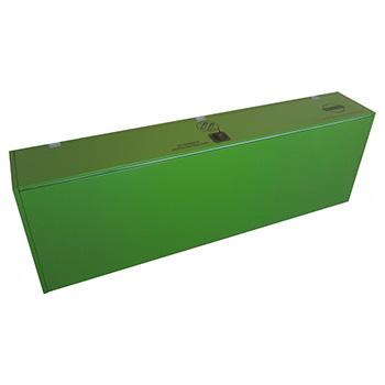 Герметичный контейнер для люминесцентных ртутных ламп ГКЛЛ-1600-125 1600x520x590