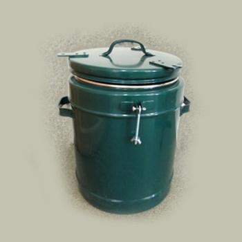 Герметичный контейнер для термометров из нержавеющей стали 12л