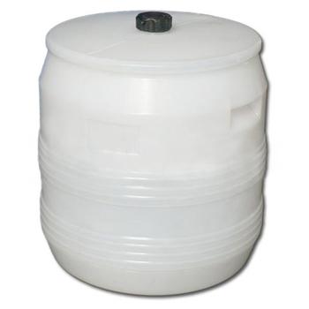 Пластиковая бочка пищевая полиэтиленовая емкостью 35л., БП35пи