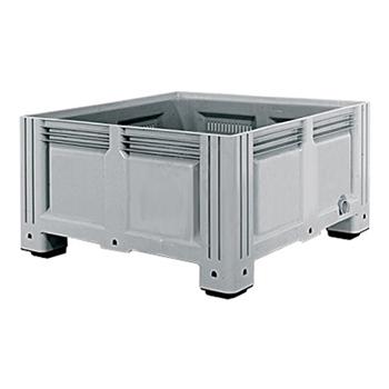 Пластиковый контейнер iBox 1130x1130x580 сплошной