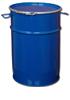 Бочка стальная закатная со съемной крышкой 50 л., БСЗ-50о (коническая)