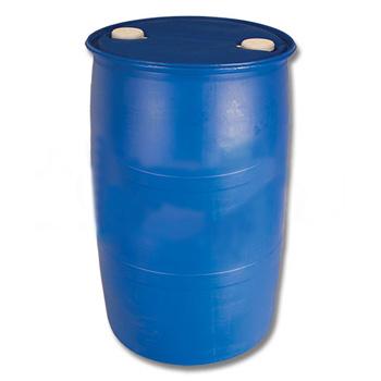 Пластиковая бочка пищевая полиэтиленовая емкостью 227л., БП227п