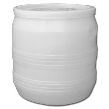 Пластиковая бочка пищевая полиэтиленовая емкостью 35л., БП35