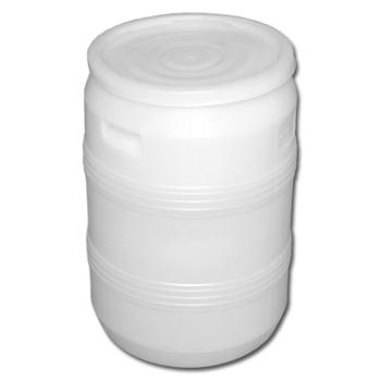 Пластиковая бочка пищевая полиэтиленовая емкостью 50л., БП50