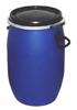 Пластиковая бочка пищевая полиэтиленовая емкостью 65л., БП65