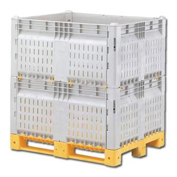 Разборный контейнер KitBin XT (перфорированный)