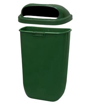 Мусорный бак для отходов НАВЕСНОЙ 50 л., МБ-50Н