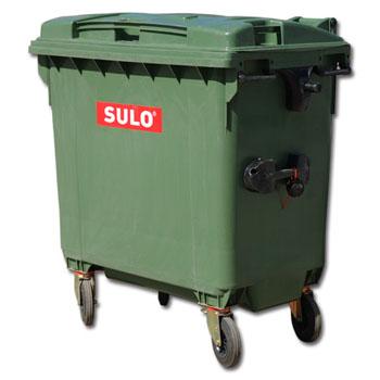 Мусорный контейнер MGBS-660