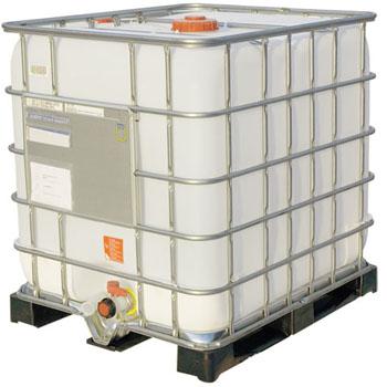 Емкость кубическая MX-1000 на пластиковом поддоне