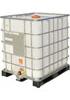 Емкость кубическая MX-1000 на пластиковом поддоне с допуском UN