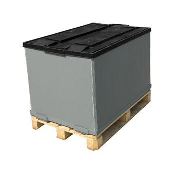 Разборный контейнер P-Box (PolyBox) H600 Light