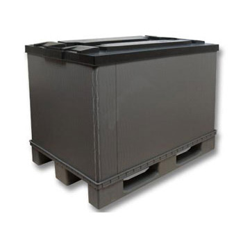 Разборный контейнер P-Box (PolyBox) H400