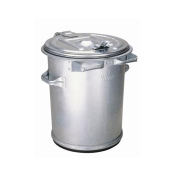 Оцинкованный бак для опасных отходов 70 литров