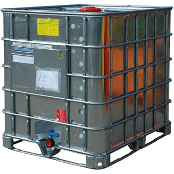 Емкость кубическая SX-EX 1000 с заземлением