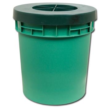 Бак мусорный пластиковый для отходов 70 л., Бак-70