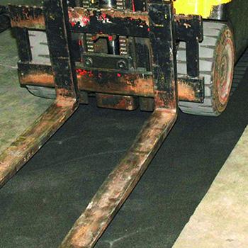 Универсальный сорбирующий коврик с прорезиненной подложкой