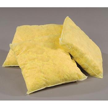 Химически стойкая сорбирующая подушка