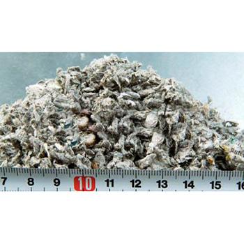 Гидрофобный сыпучий целлюлозный сорбент HLS45